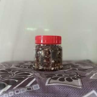 Kerepek Brownies Terbabom - 50pcs