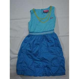 Barbie Blue Dress