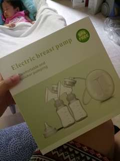 RH228 ELECTRIC BREAST PUMP