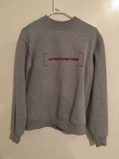 The future equals female hoodie sweater jumper XS