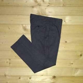 Uniqlo Original Chino Celana Panjang Abu