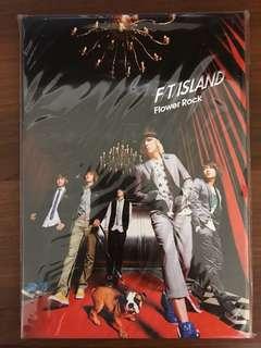 🚚 「二手」FTIsland Flower Rock 花樣搖滾 台灣限定