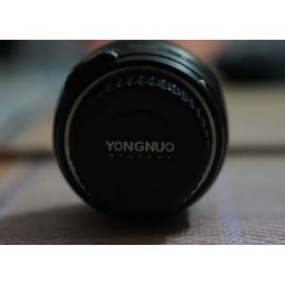 YONGNUO 50mm F1.8N (Nikon Mount)