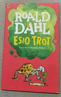 Roald Dahl storybook