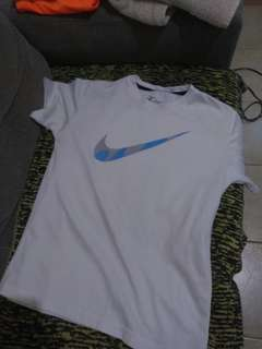 3 Nike Dri-fit shirts (used but not abused)