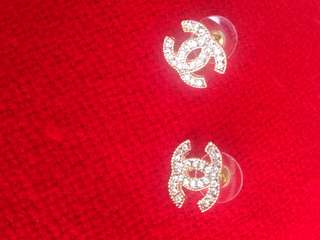 Authentic Preowned Vintage Chanel earrings