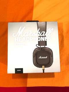 Marshall Headphones (No Bluetooth)