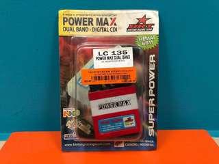 LC135 BRT Power Max Dual Band CDI