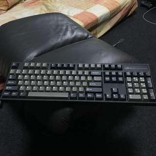 Leopold FC900R mx blue keyboard