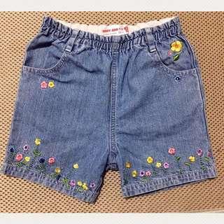 🚚 Why and1/2女童短褲短袖專櫃品牌童裝二手