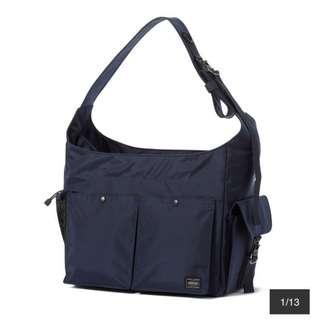 💯 REAL Head Porter Shoulder Bag Made in Japan not prada