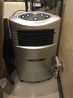 3D Evaporative Air Cooler