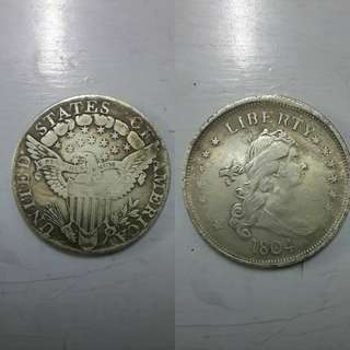 1804 USA Commemorative coin