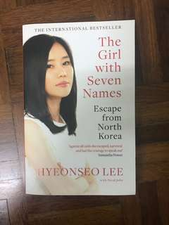 Hyeonseo Lee: The Girl With Seven Names (Escape from North Korea)