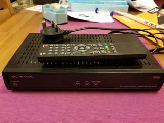 Olevia TV HD Set Top Box電視高清盒機頂盒