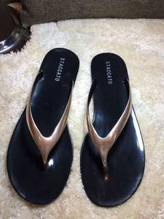 Authentic Staccato Slippers size 40