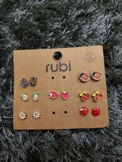 Rubi Earrings