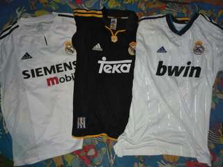 Jersey Madrid retro