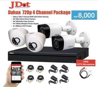 CCTV Package