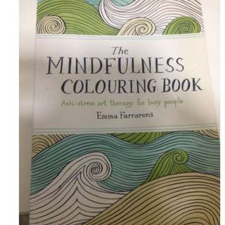 Mindfulness Colouring Book