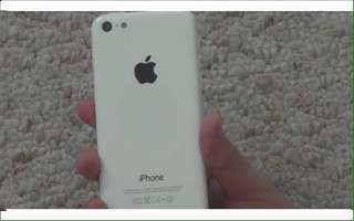 For sale Iphone 5c 32gb white