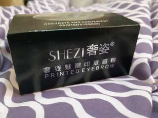 SHEZI PRINTED EYEBROW