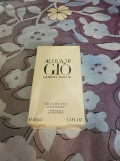Acqua Di Gio US Tester Perfume 100ml