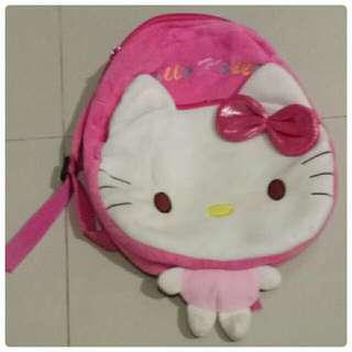 Tas Ransel Anak TK Hello Kitty