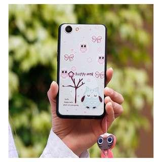 🦄 Owl Oppo A83 Case