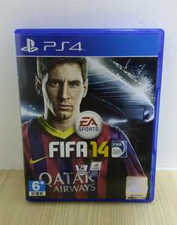 🚚 [Pre-owned] PS4 Fifa 14