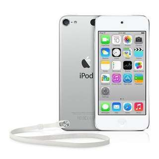 IPod touch 5th Generation 32GB White & Silver - WiFi - MG4F2ZPA