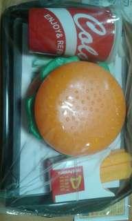 MacDonald's toy