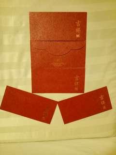 5* Grand Hyatt Singapore Red Packets  (8 nos)