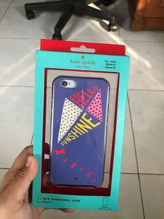 DIJUAL KATE SPADE CASE AUTHENTIC FOR IPHONE 6/6s!!!
