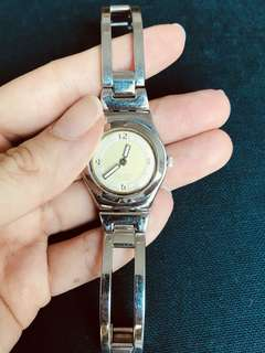 Swatch Stainless Steel Watch - Jam Tangan Perempuan