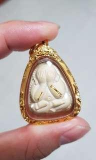 Phra Pidta (Gold Takrut) LP Koon BE2537