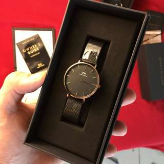Daniel Wellington Ashfield 32mm Womens Watch