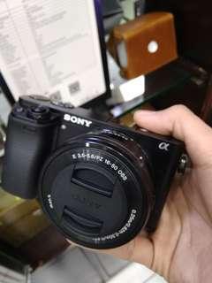 Sony Alpha 6000 Bisa Di Cicil Gratis 1X Angsuran Tanpa Kartu Kredit