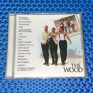 🆒 The Wood Original Soundtrack/OST [1999] Audio CD