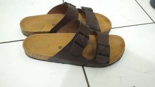 Sendal 91shoes model birkenstock