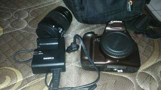 CAMERA DSLR D1100 CANON