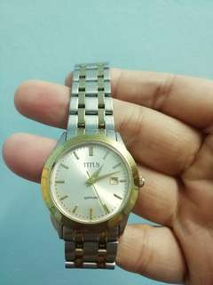 Original Solvil Et Titus Woman's Luxury Watch
