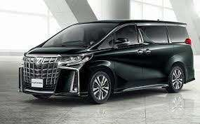 Brand New Alphard Facelift with sun/moon roof - For Rent (suitable for Limousine Service or Personal Use)