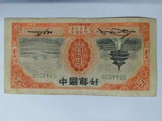 中國纸幣保真