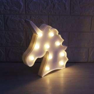 🚚 Unicorn lights