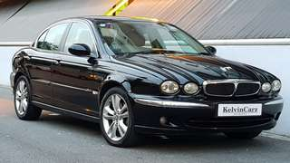 Jaguar X-type 3.0A 2008  V6