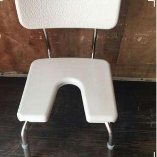 Aluminium bathing chair