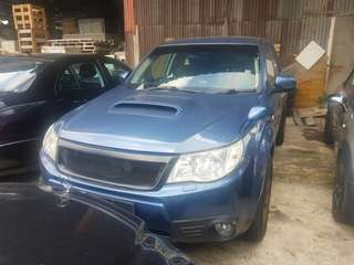 Subaru Forester XT 2.5A Turbo 2008