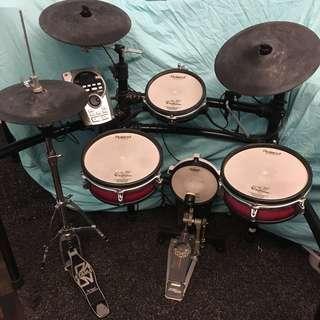 Roland TD-15KV Custom Jazz V-drums Kit