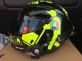 AGV Iannone Winter Test